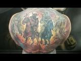 Tattoo Studio XXX -tattoo-artist Merkulov Andrey2