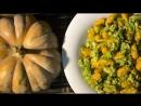 P08. Gnocchi di Zucca con Salsiccia e Broccoli