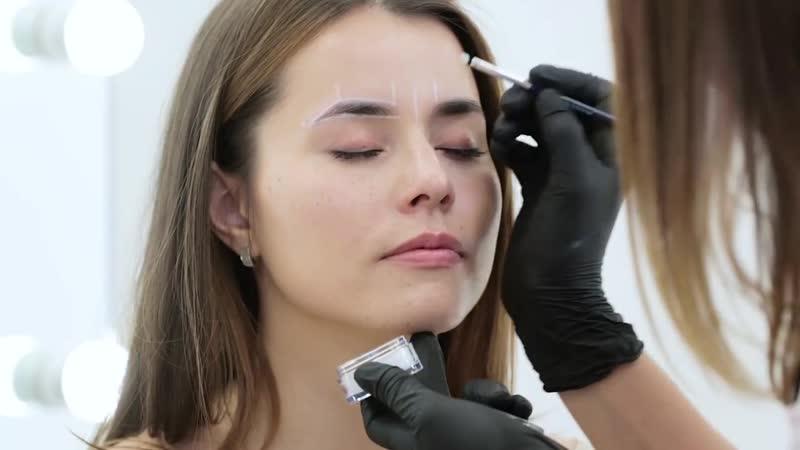 Моделирование и оформление бровей. Какую технику выбрать Советы бровисту