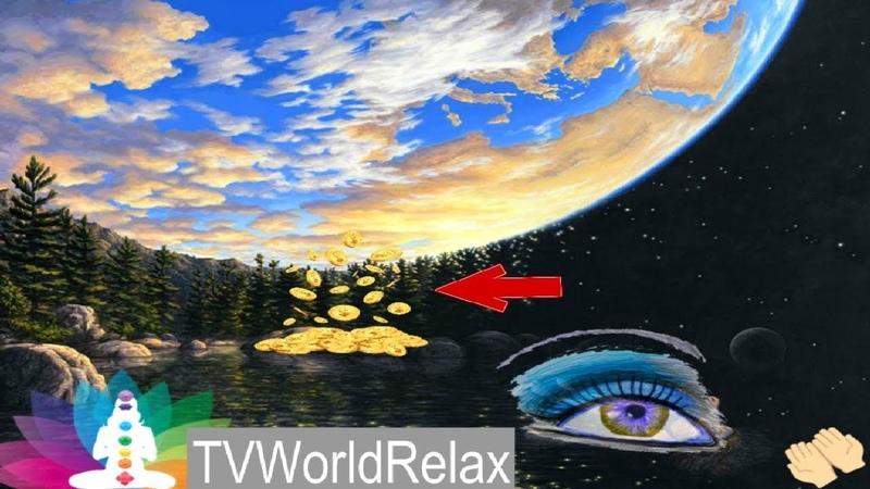 🌟Деньги: эта музыка, чтобы привлечь миллионы в 1 один день ✨ музыка, чтобы проявить деньги TVWorldRelax