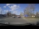 На ваз чуть не сбил пешеходов У579КУ 124,Говорова,напротив Аллеи