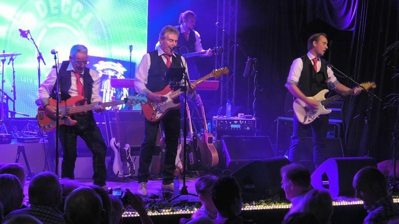 The Locomotions - Lets make a habit of this - van de DVD The final concert 2016