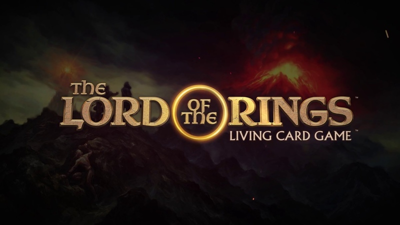 The Lord of The Rings Living Card Game Early Access Launch Trailer
