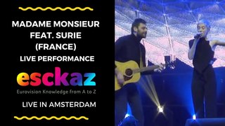 Madame Monsieur (France) feat. SuRie - Mercy (Eurovision in Concert 2018, Amsterdam)
