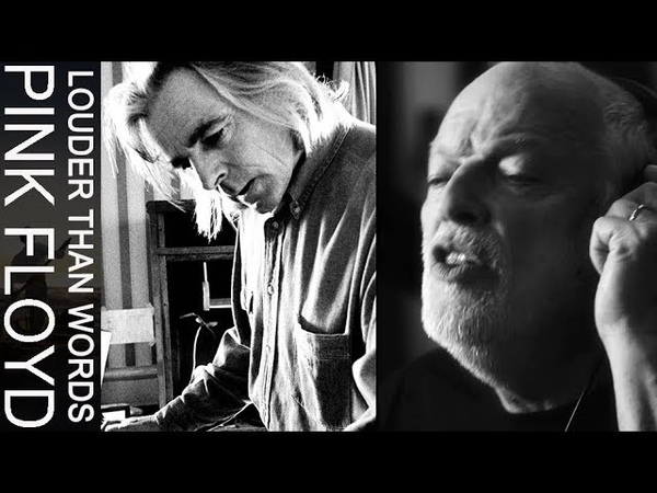 Pink Floyd Louder Than Words Official Music Video