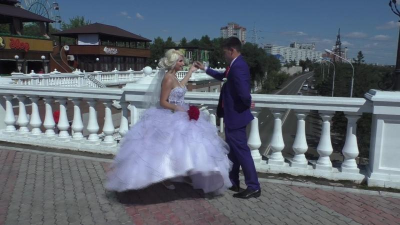 Свадебный Видео-клип МоЛоДоЖеНоВ