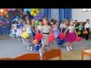 Танец с помпонами!! веселый танец))