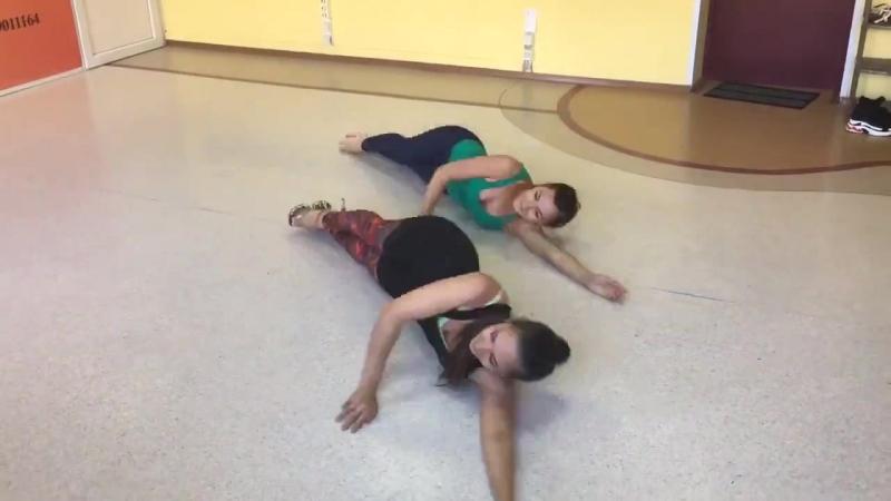 Strip dance Жар-Ра