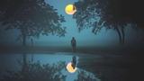 Bee Hunter - Moonwater (2018 Re-Edit) Perplexity Music