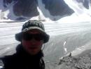 Ледник Большой Актру и высокогорное озеро 11.07.18