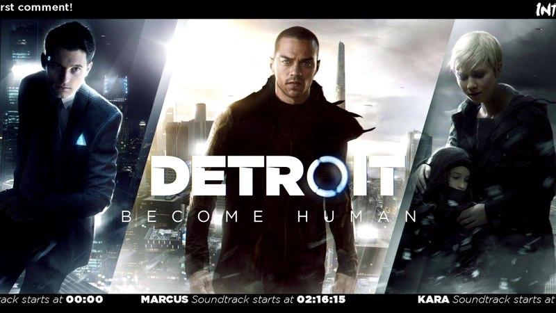 Detroit Become Human - Original Soundtrack