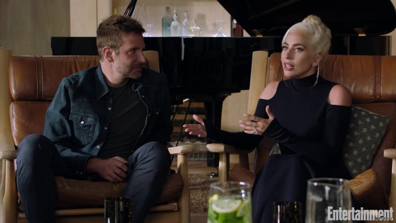 Lady Gaga and Bradley Cooper headline A Star Is Born for EWs Fall Movie Preview