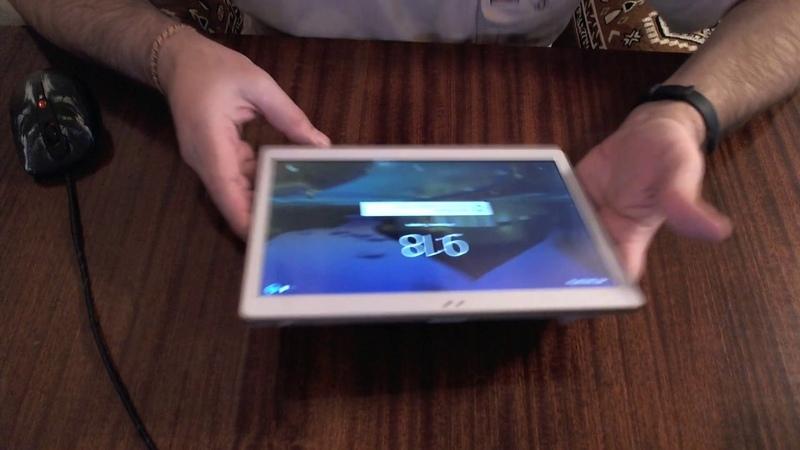 Распаковка планшета BDF D101 10 4 ядра 2Gb 16Gb GPS Dual Sim 3G