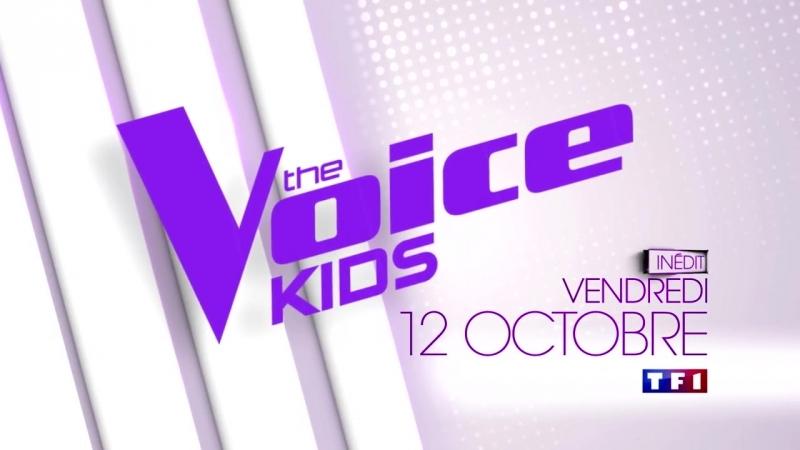 The Voice Kids revient le 12 octobre avec Amel Bent, Jenifer, Soprano et Patrick Fiori