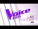 The Voice Kids revient le 12 octobre avec Amel Bent Jenifer Soprano et Patrick Fiori