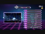 181104 Stray Kids заняли третье место в TOP10 песен за 1-ю неделю ноября(181101) на M!Countdown.