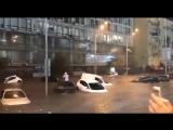Потоп в Киеве, Украина - ночь на 19 августа 2018