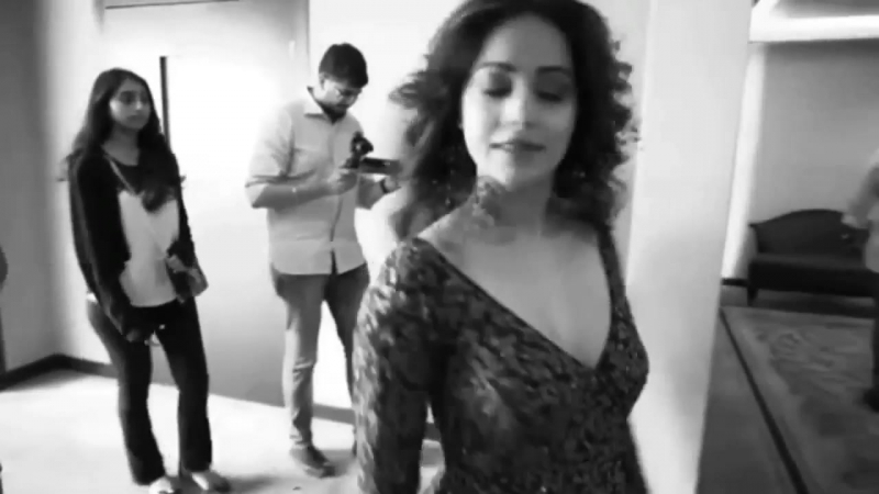 Lakmefashionwk Nushrat Bharucha slaying in lakme fashion week _ sizzling and pr