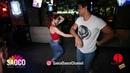 Walid Belkabir and Svetlana Levchenko Salsa Dancing in Saray at After Party The Third Front 06.08.18