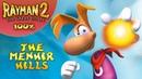 Rayman 2: The Great Escape - Все лумы и клетки - Менгирские холмы