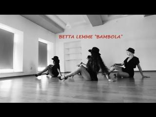 Betta Lemme