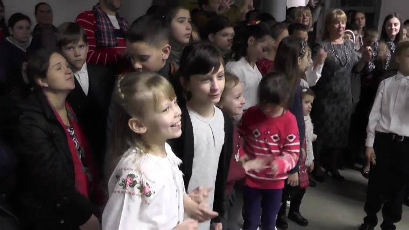 Concertul de Revelion a școlii de muzică din comuna Stăuceni
