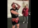 Тренировка Сауля Альвареса. Подготовка к бою с Головкиным.
