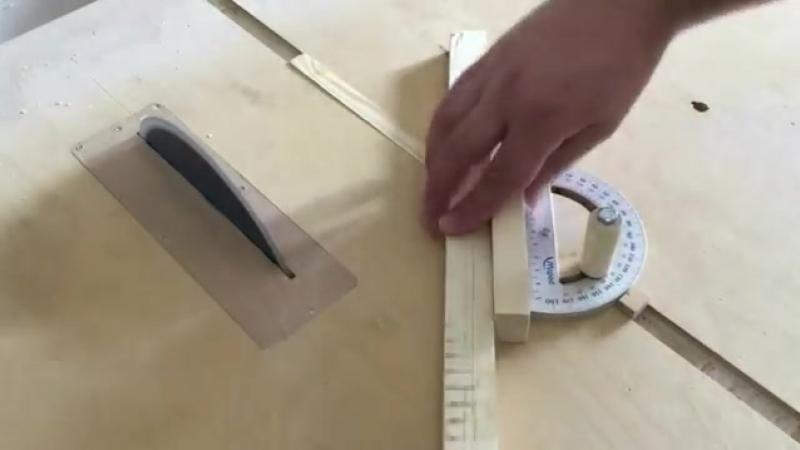 Нереально крутой многофункциональный столярный стол