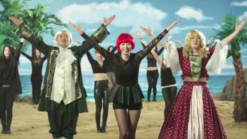 筷子兄弟 优酷出品小苹果官方MV Little Apple Official Music Video 电影《老男孩之猛龙过江》宣传曲