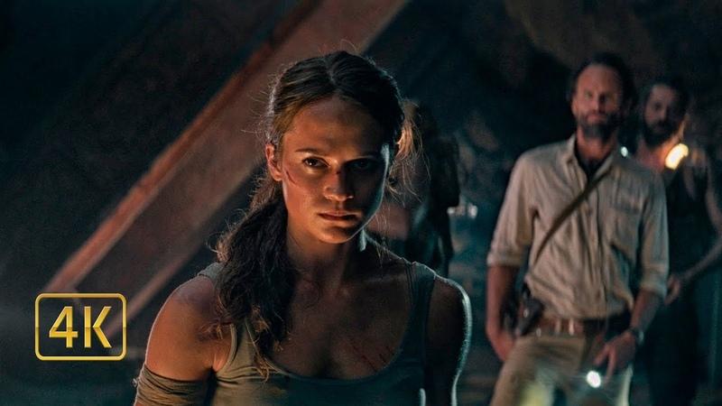Ущелье душ. Второе и третье испытание в гробнице Химико. Tomb Raider Лара Крофт
