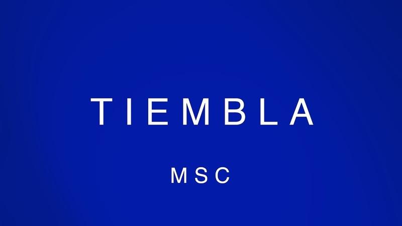 Tiembla Video Oficial Con Letras MOSAIC MSC