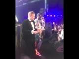Джон Траволта станцевал под трек 50 Cent [NR]