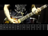 Sasha Rock'n'Roll guitar lessons - Johnny Thunders &amp The Heartbreakers (I Wanna Be Loved) видео урок №23 tutorial