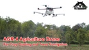 AGR 4 Agriculture Drone Crop Dusting Drone Setup and Flight Instructions