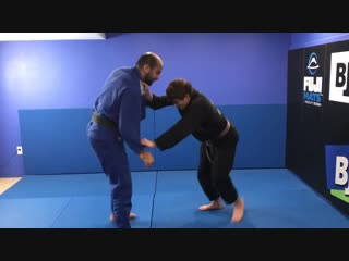 How To Do The Collar Drag Attacking The Back And Chocking by Roberto Jimenez