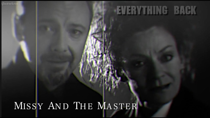 |Doctor Who| Missy The master ~ Everything Black