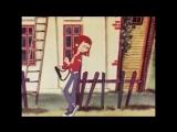 Змей на чердаке  Советские мультфильмы для детей