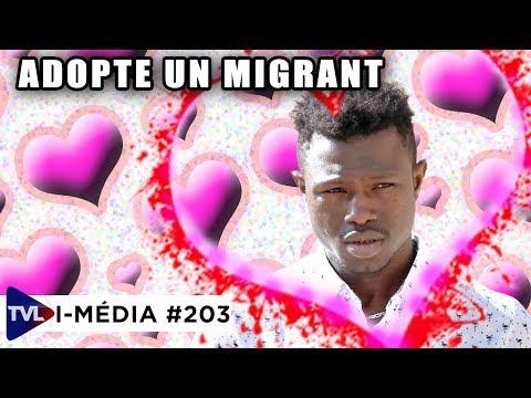 I-Média203 Mamoudou l'émotion au service de l'immigration