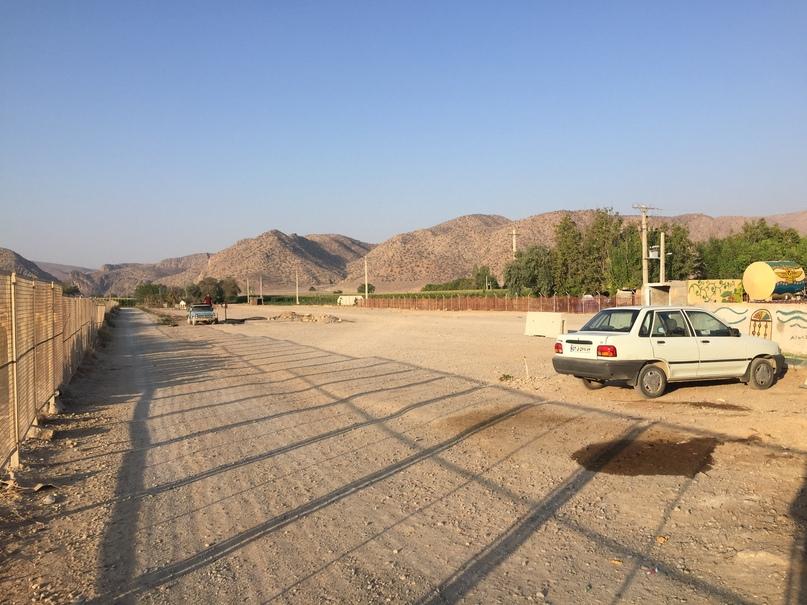 Пасаргад Персеполис Шираз. Окрестности Пасаргад