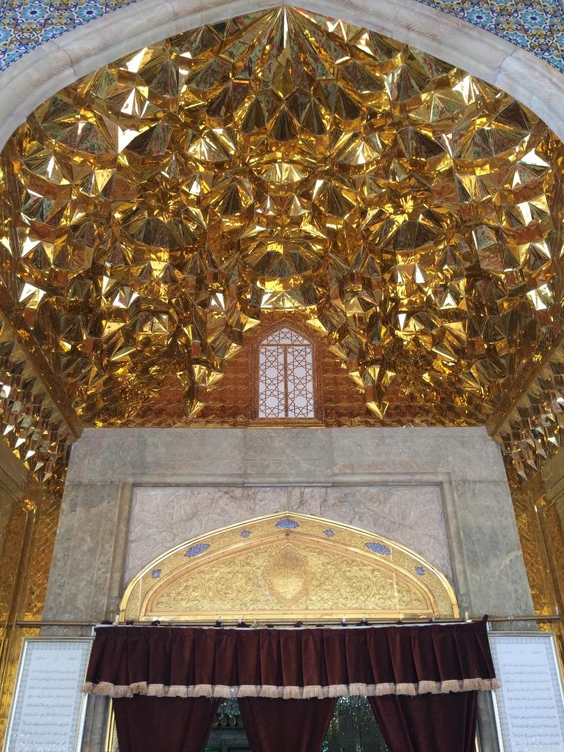 Пасаргад Персеполис Шираз. Отделка входной группы мавзолея