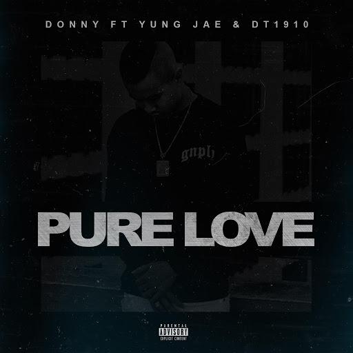 Donny альбом Pure Love (feat. Yung Jae & Dt1910)