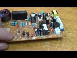 Индукционная плита как повторно не сжечь транзистор