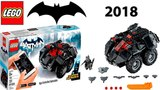 LEGO Batman 2018 Summer 76112 App-Controlled Batmobile set