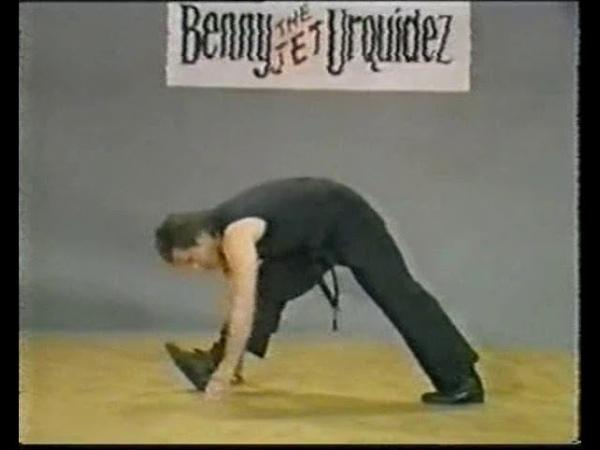 Бенни Уркидес - основы кикбоксинга 1часть