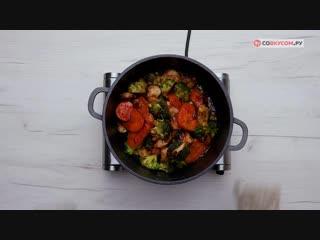 Курица в соусе терияки - Рецепты от Со Вкусом