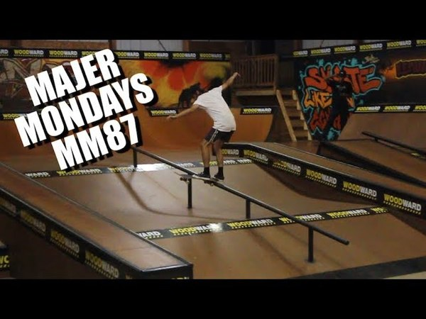 First Day At Woodward East | The NAC MM87