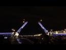 Экскурсия в Санкт Петербурге по Неве развод мостов