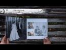 Свадебная фотокнига 26х26 10 разворотов