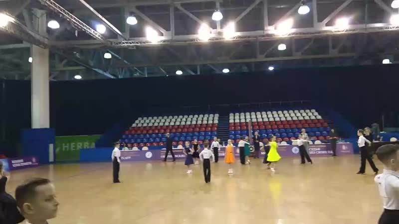 самба Большой Кубок Прометея