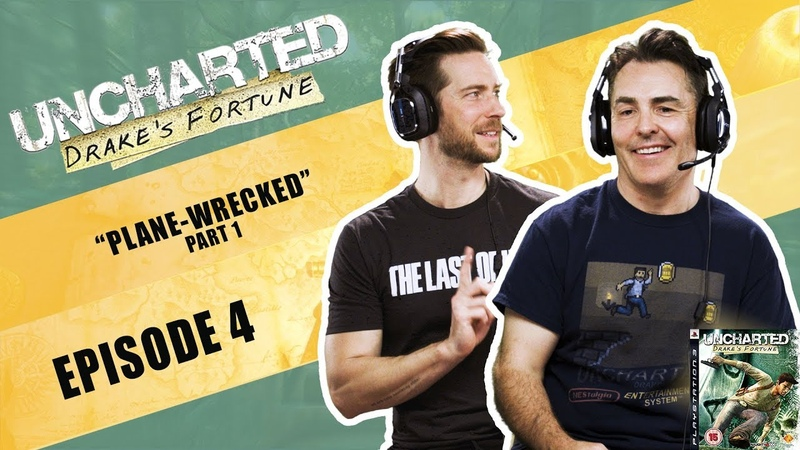 Uncharted Drake's Fortune The Definitive Playthrough Part 4 ft Nolan North Troy Baker